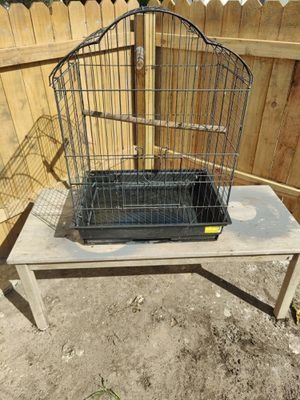 Bird cage great price for Sale in St. Petersburg, FL