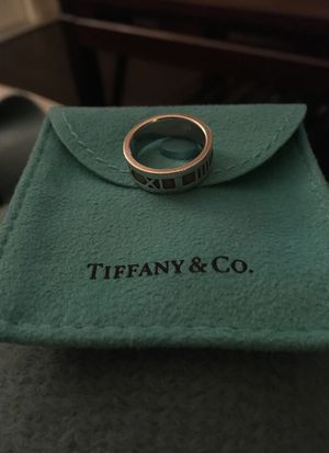 Tiffany and Co silver ring for Sale in St. Louis, MO