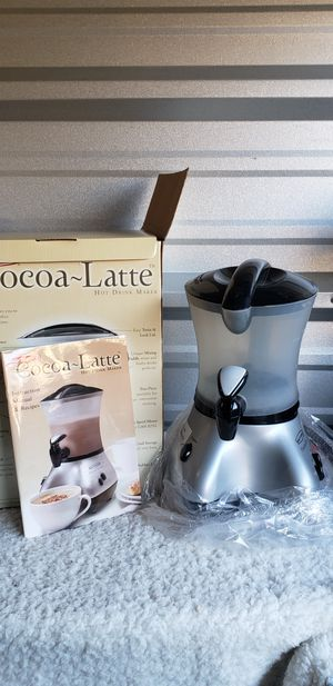 COCOA LATTE MAKER for Sale in Winchester, VA