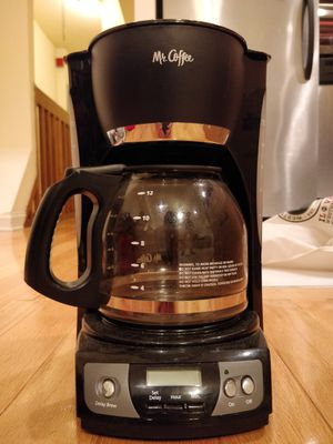 Mr coffee maker for Sale in Philadelphia, PA