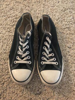 Black Converse Size for Sale in Acworth, GA