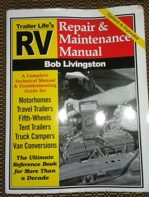 Trailer, RV, Campers Maintenance Service Manual for Sale in Puyallup, WA