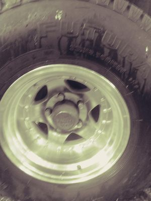 Rims and good tires for Sale in Severna Park, MD