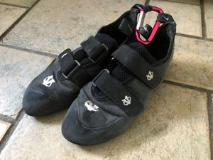 Rock climbing shoes - size 8 for Sale in Tempe, AZ