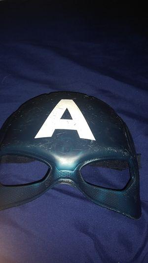 Captain America mask for Sale in Clovis, CA