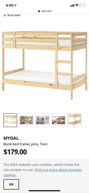 Twin bed for Sale in The Bronx, NY