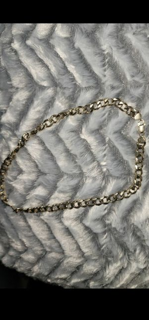Gold Plated Men Chain for Sale in Bell Gardens, CA
