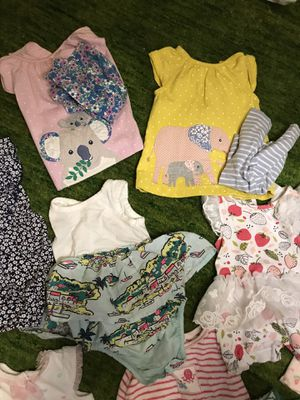 Lot of 0-3 Month Baby Girl Clothing 20+ Items for Sale in Tacoma, WA