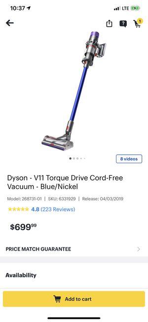 Dyson V11 for Sale in Bolingbrook, IL