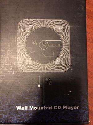Wall mounted CD player for Sale in Hayward, CA