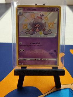 Hattrem Pokemon Shining Fates Shiny Vault for Sale in Everett,  WA