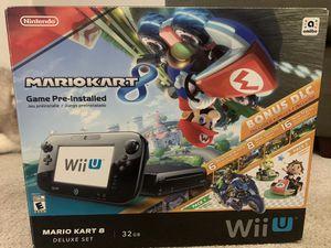 Wii U Mario Kart Bundle for Sale in Miami, FL