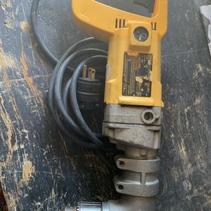 Angle Drill Dewalt for Sale in Las Vegas, NV