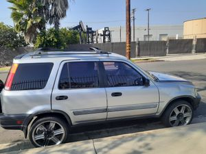 2001 HONDA CRV AUTOMATIC for Sale in Norwalk, CA