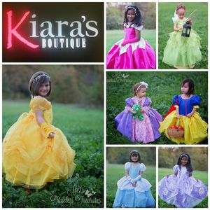 Halloween - Princess Dresses New sale for Sale in Mansfield, TX