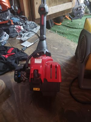 Ryobi weedeater with saw and tiller attachments. Like new for Sale in Tunnel Hill, GA