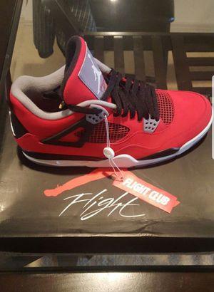 Air Jordan Retro 4 Red Toro Bravo Size 11 for Sale in Atlanta, GA