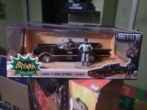 Batman classic Batman and batmobile for Sale in Melville, LA