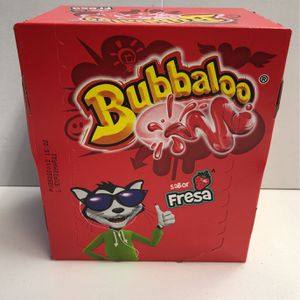 BUBBALOO FRESA 50CT for Sale in Long Beach, CA