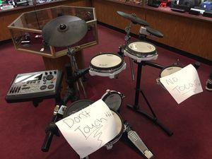 Roland V drum set. for Sale in Austin, TX