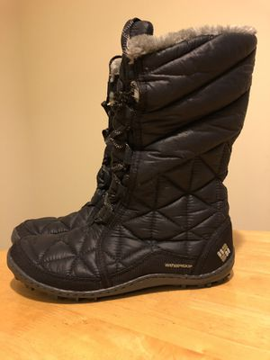 Never Worn Before: Size 7.5 (USA) Columbia Women's Powder Summit II Mid Waterproof Snow Boots for Sale in Berwyn Heights, MD
