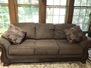 Matching couch and chair for Sale in Lawrenceville, GA