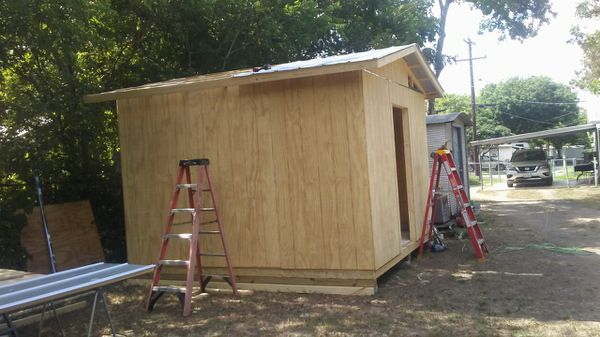 Storage shed for Sale in San Antonio, TX - OfferUp