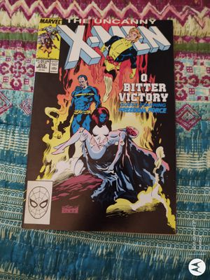 The Uncanny X-Men No 255 Mid December 1989 for Sale in Walbridge, OH