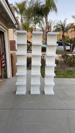 IKEA shoe shelves, like new! for Sale in Rancho Cucamonga, CA