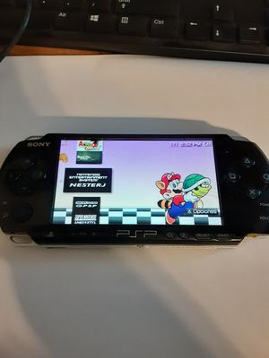 PSP con juegos instalados 130$ for Sale in Bakersfield, CA