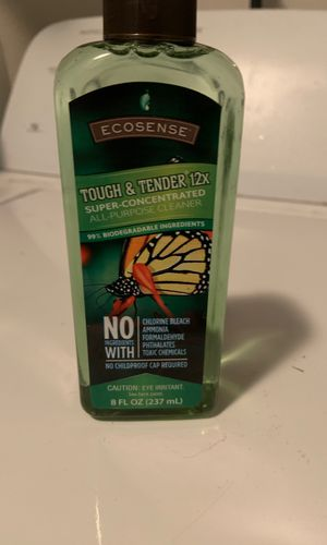 Melaleuca Ecosense Tough And Tender 12x New All Purpose Bathroom Kitchen Cleaner for Sale in Renton, WA