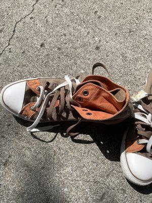 Men's converse size 10 for Sale in Livermore, CA