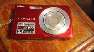 Nikon digital camera for Sale in Oklahoma City, OK
