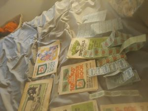 Blue chip and green stamps make offer for Sale in Oroville, CA