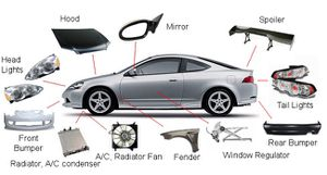 Auto body parts wholesale to the public for Sale in Bakersfield, CA
