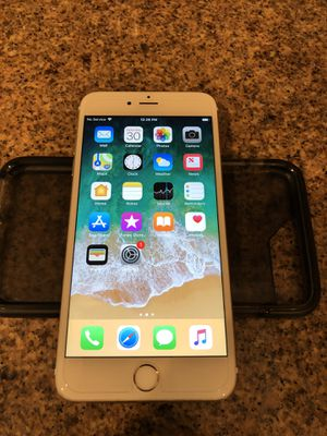 iPhone 6s Plus 64g for Sale in Sacramento, CA