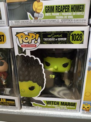 The Simpsons Treehouse of Horror Witch Marge #1028 Funko POP for Sale in Lakewood, CA