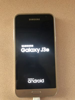 Samsung galaxy J3 for Sale in Toms River, NJ