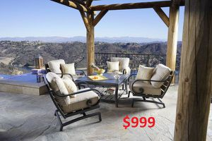 ❥❥❥ Brand new Patio outdoor furniture dining seating set for Sale in Houston, TX