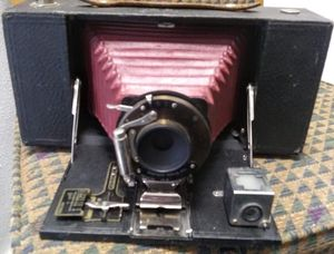 Antique Kodak Folding Brownie Camera for Sale in Dade City, FL