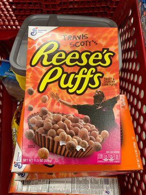 Travis Scott Cereal Puffs for Sale in Orange, CA