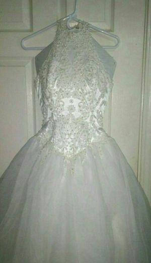 BEAUTIFUL WEDDING DRESS for Sale in Simpsonville, SC