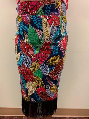 Stoned Ankara Fringe skirt for Sale in Dale City, VA