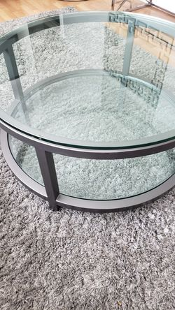 Glass Table for Sale in Shoreline,  WA