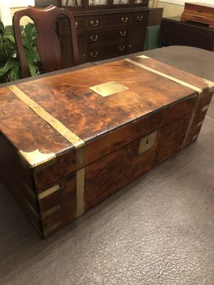 Antique English Writing Lap Desk for Sale in Centreville, VA