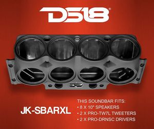 DS18 JK-SBARXL for Sale in Orlando, FL