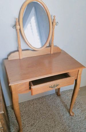 Vanity and chair antique for Sale in La Habra Heights, CA