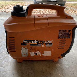 Generac iX 2000 for Sale in Houston, TX