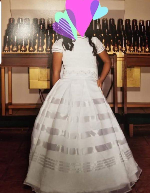 Party comunion dress baptism