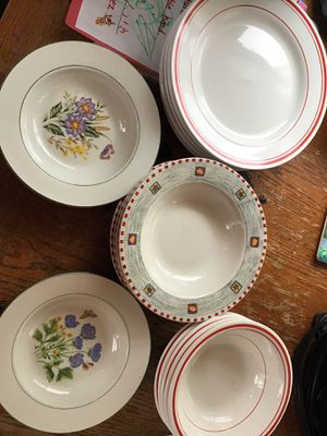 Ceramic dishes. Make an offer for Sale in Morton, IL